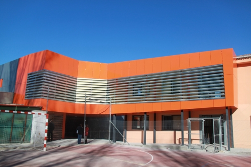 Secondary Education Institute in Montánchez