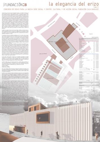 Caja Badajoz Foundation Headquarters