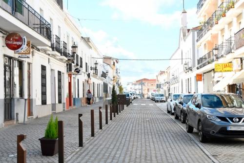 Cruz Street, Cabeza del Buey