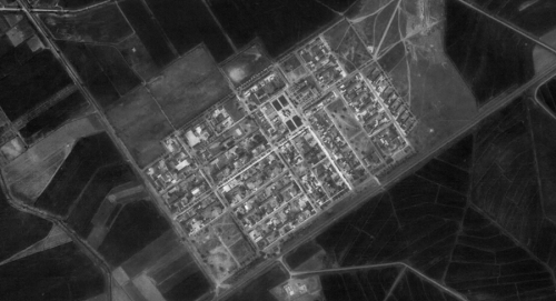 Inventory and Analysis of the Colonisation Villages in Extremadura