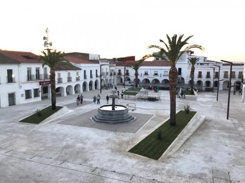 Plaza de España, Herrera del Duque