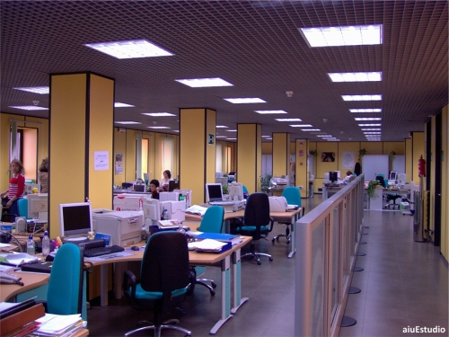 Headquarters of the Employment Service of Extremadura