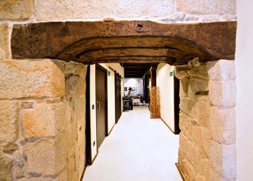 Hotel Rectoral porta do sil, parada de sil, Orense